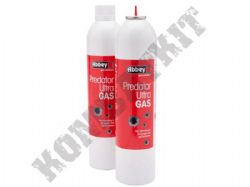 Abbey Predator Ultra Gas 700ml Refill for Gas Powered Airsoft BB Guns